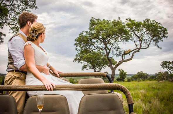 Weddings at Sabi Sabi Game Reserve.